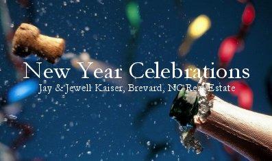 New year 39 s celebrations jaykaiser 39 s home in brevard nc blog - New year celebration at home ...